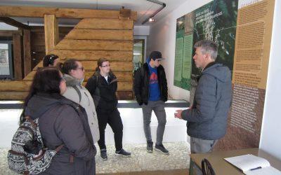 Strokovna ekskurzija študentov turizma